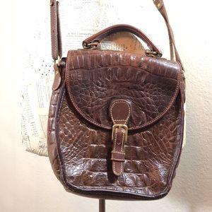 Vintage crossbody Brahmin bag